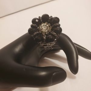 Gorgeous Statement Ring Stretchable Band